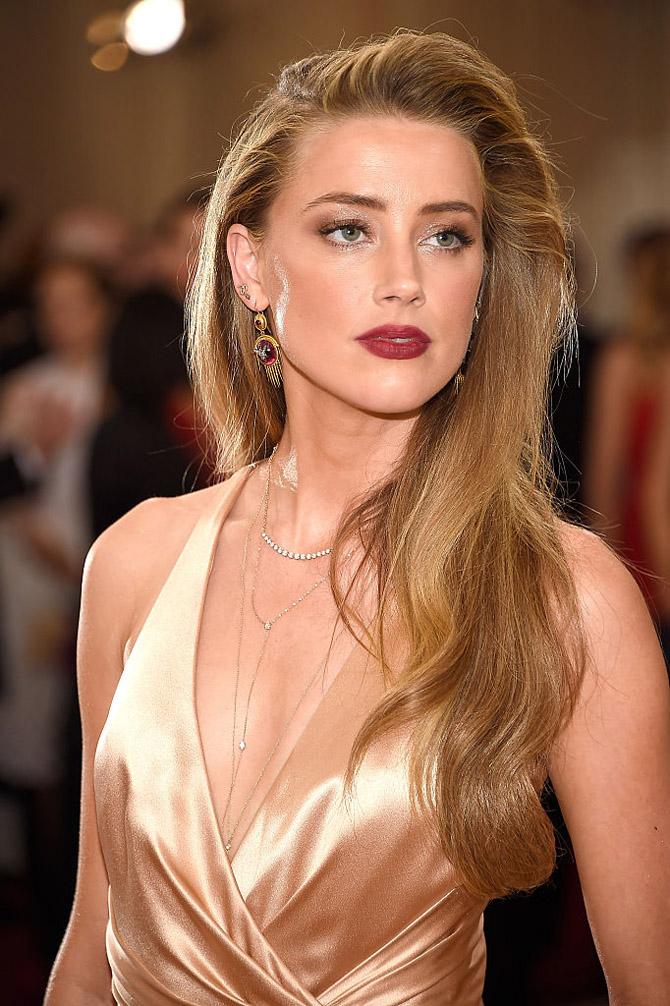 """Amber Heard - """"Rouge Parfait"""": savladaj savršen pariski šik izgled"""