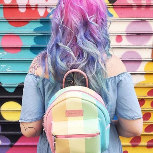 Hair Makeup - Boja za kosu za odvažne