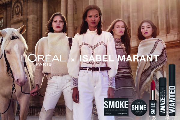 L'Oreal Paris x Isabel Maran – Spoj mode i lepote
