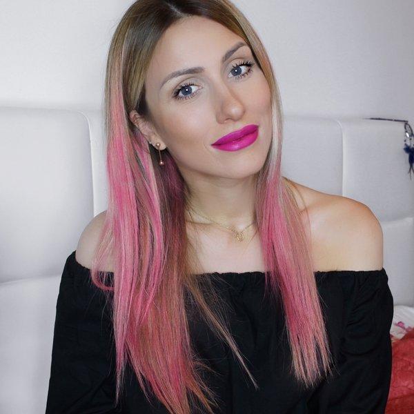 Kako izabrati roze karmin by @anastasijastasha