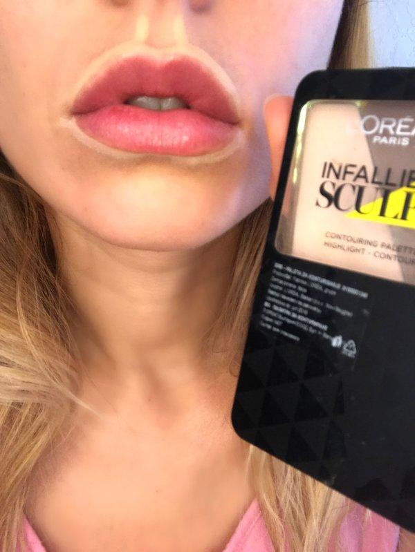 Konturisanje usana by @anastasijastasha