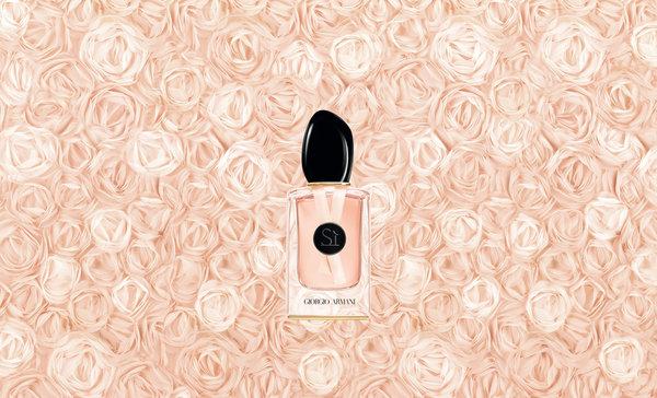 SÌ ROSE SIGNATURE Eau de Parfum