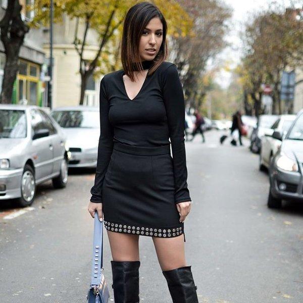 Da li uklapate šminku i outfit? by Dunja Jovanić