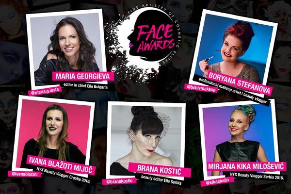 Upoznajte članove žirija Face Awards Serbia 2017