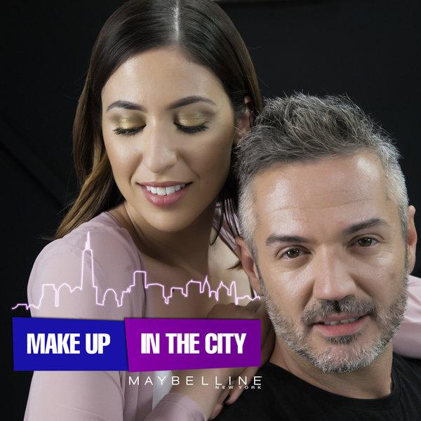 Make Up in the City 2: Epizoda 6 – Kako da uradite golden eye look uz pomoć samo dva proizvoda (VIDEO)