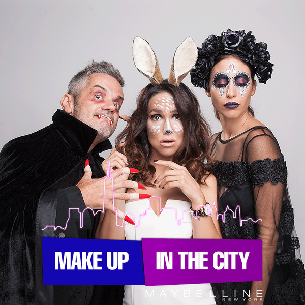 Make Up in the City 2: 20. epizoda – Halloween look (VIDEO)