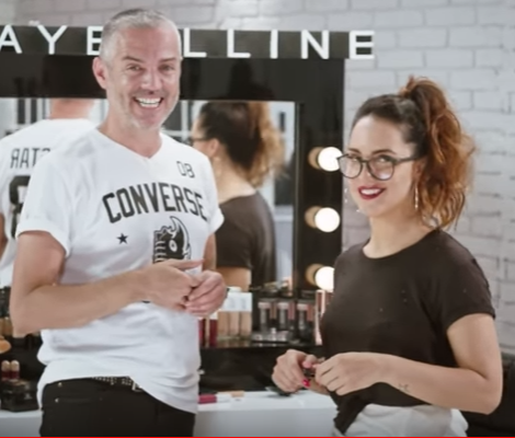 Make up in the City Šminka za devojke sa naočarima  Lana Jurčević