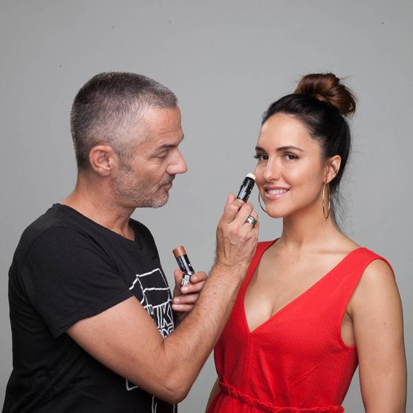 Make-up in the city: Konturisanje nosa 21ep Lana Jurcevic