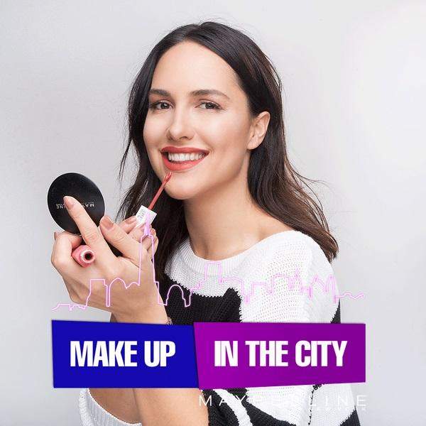 Make-up in the City: On the go makeup