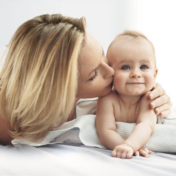 Vodič za mame: kozmetika za bebe
