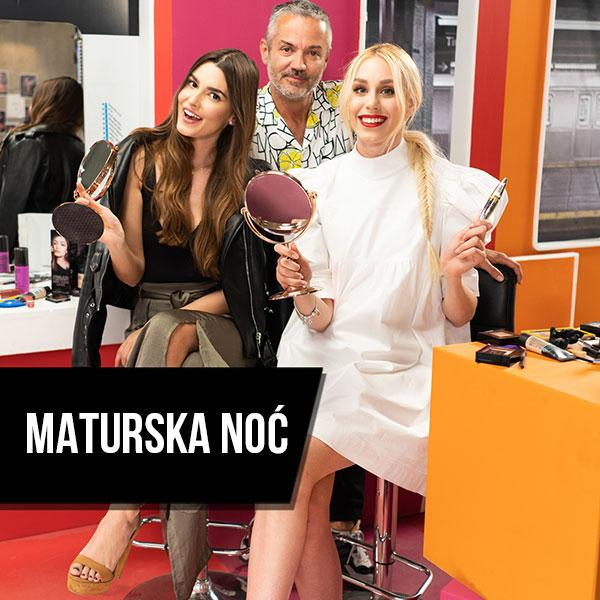 Make Up In The City: Šminka za maturu