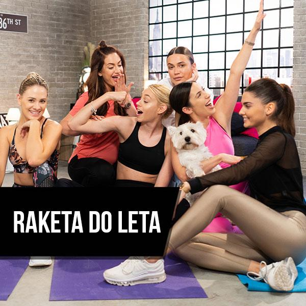 Make Up In The City: Raketa do leta