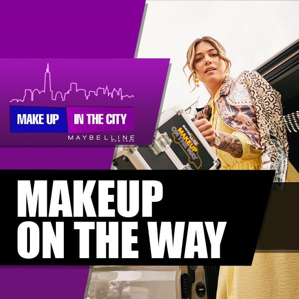 Make Up In The City: Taksi izazov sa Adrijanom Limom