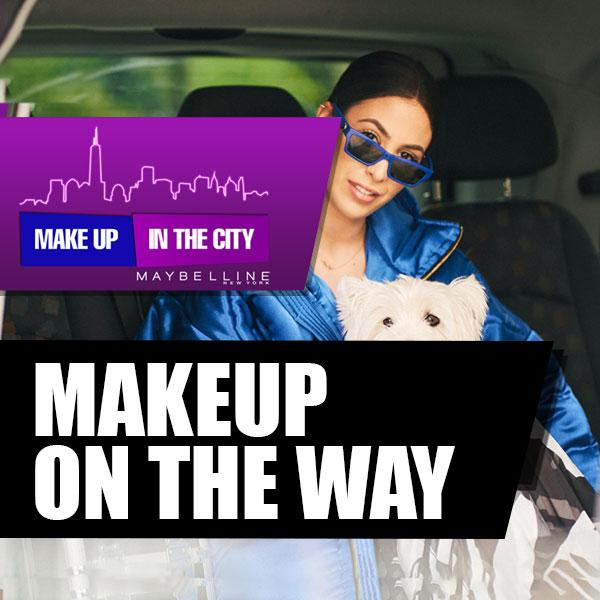 Make Up In The City: Dunja Jovanić u taksi izazovu