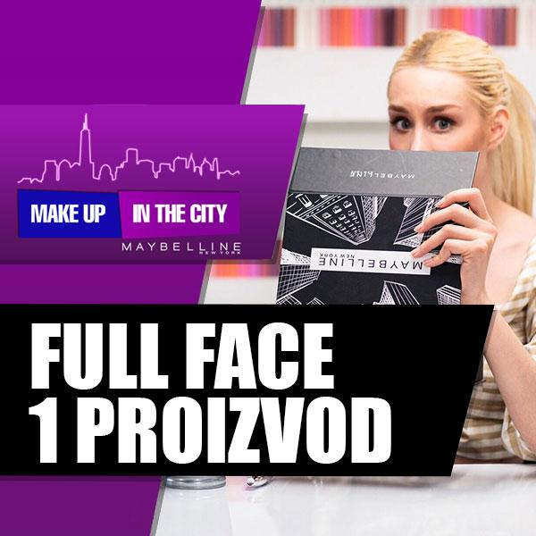 Make Up in the City: Maybelline New York Lemonade Craze paleta senki za ceo look