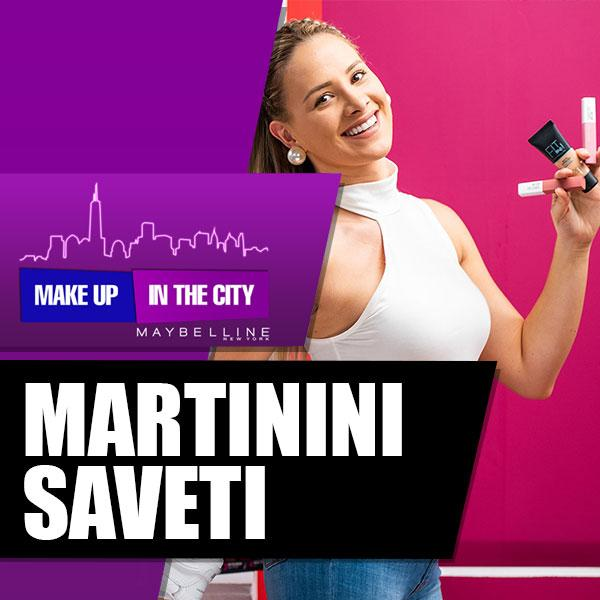 Make Up in the City: Šminka za aktivne devojke