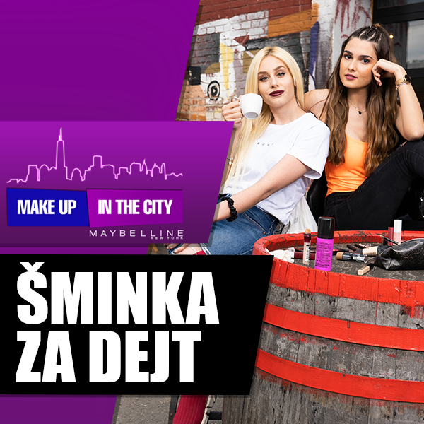 Make Up In The City: Šminka za prvi dejt