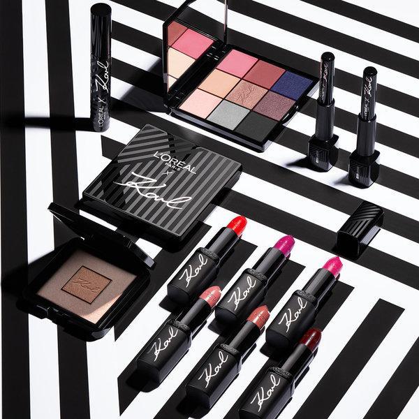 Karl Lagerfeld x L'Oréal Paris – Jedna od poslednjih kolaboracija sa ličnim pečatom modnog genija