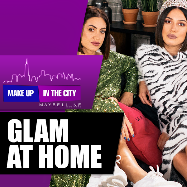 Makeup in the City: Glam at home sa Enom i Paulom