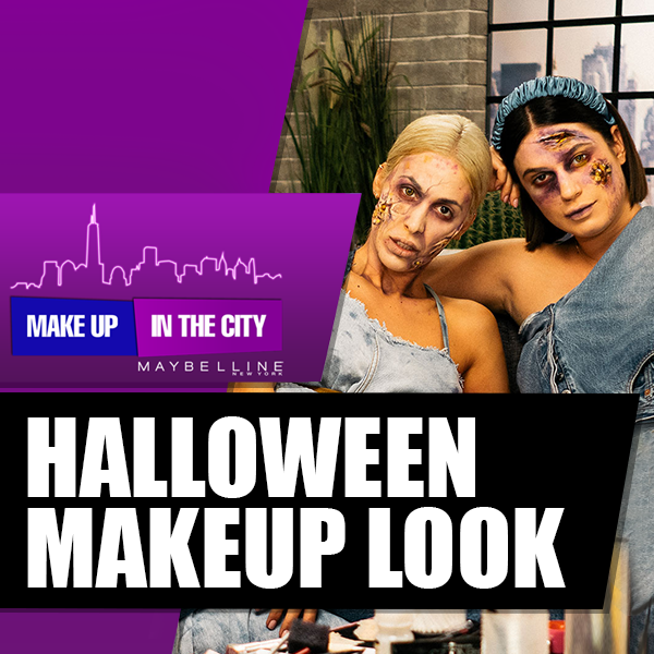 Makeup in the City ti predstavlja Noć veštica