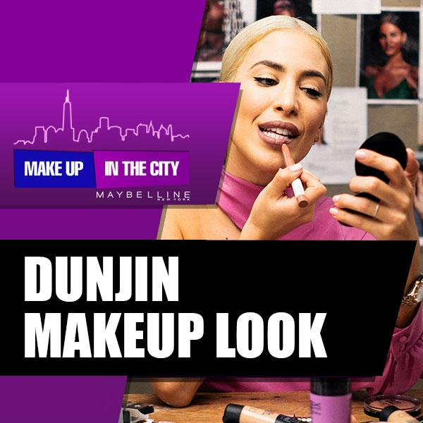 Makeup In The City: Dunjin Makuep Look