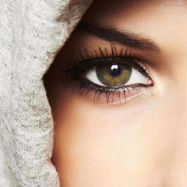 Podizanje kapaka šminkom: korak po korak
