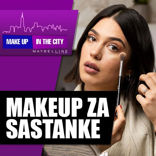 Makeup In The City: Pripremi se za poslovni sastanak sa Paulom