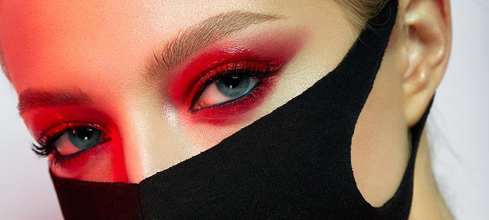Kako da se našminkaš kada nosiš zaštitnu masku