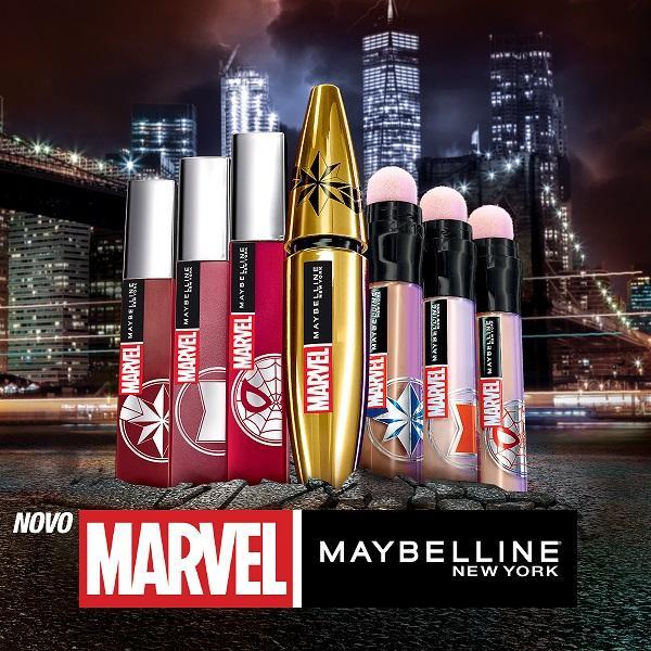 Saznaj sve o Marvel x Maybelline kolekciji i gde je možeš naći