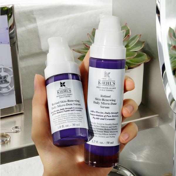 Kiehl's lansira revolucionarni i inovativni Retinol Skin-Renewing Daily Micro-Dose serum